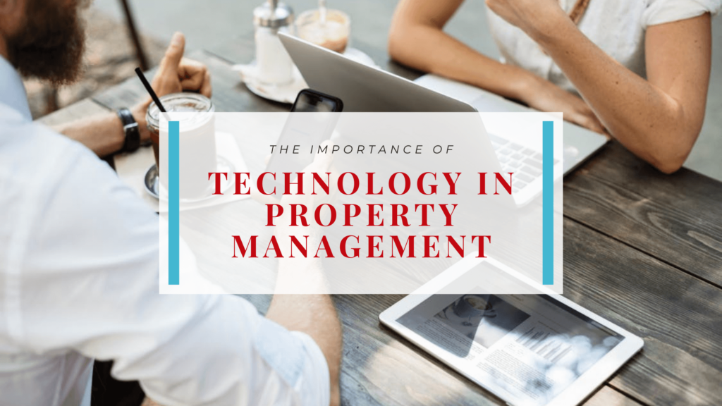 The Importance of Technology in Property Management - article banner