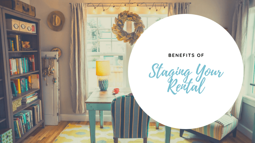 Benefits of Staging Your Beaufort Rental - article banner